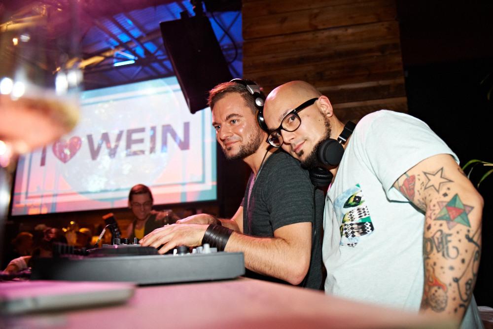 WineVibes DJ Mojiito & Copyrider
