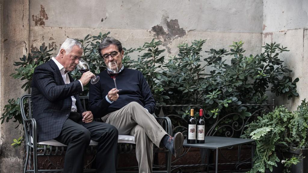 Ferdinad von Thun & Riccardo Cotarella