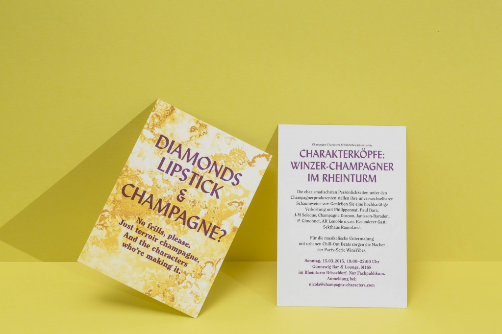 Champagner-Event