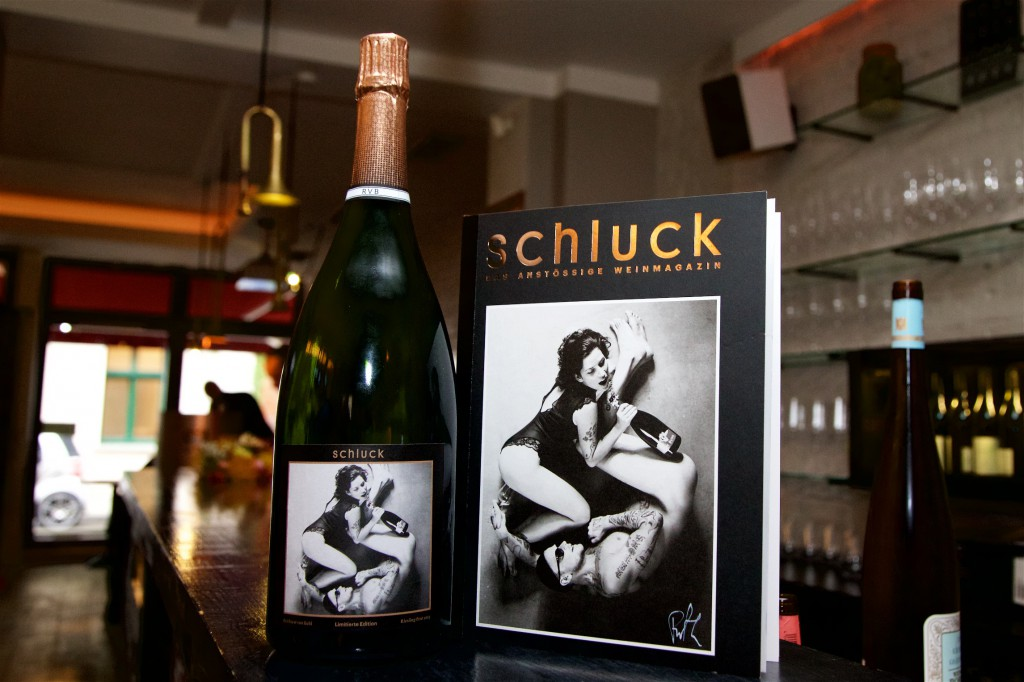 SCHLUCK Release Party